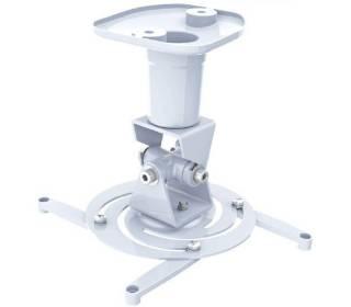 Universal-Deckenhalterung für Beamer Weiß Techly ICA-PM-100WH