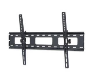 """Wandhalterung für LCD TV LED 23"""" - 55""""  neigbar Schwarz, max. 60kg Techly ICA-PLB-131M"""