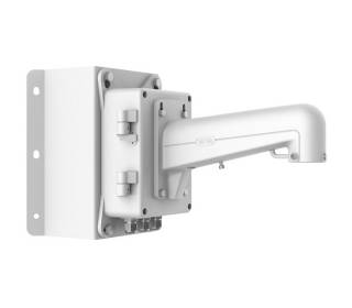 Grundig HIKVISION Eckmontageadapter mit langem Wandarm mit Anschlussdose Wall Mount Bracket Junction box for GCI-F4687D