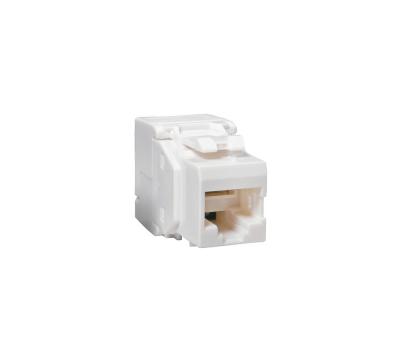 Keystone Jack Modul Cat.6 250Mhz 5Gbit RJ45 werkzeuglos weiß ProfiPatch