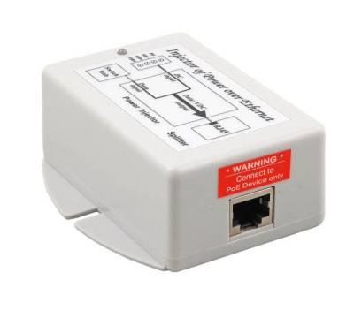 ProfiPatch PoE Injektor Ethernet Injector IEEE802.3af DCIN: 9-36V DCOUT:48V(15W)