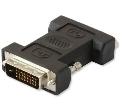 DVI Adapter DVI-I Buchse auf DVI-D Stecker Techly IADAP-DVI-9000