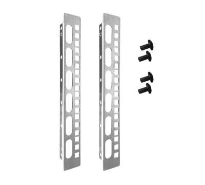 """19"""" Profilschienen Set für weitere Ebene in Basic Wandgehäusen s30 6HE/9HE/12HE/15HE ProfiPatch"""