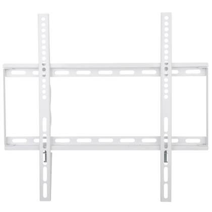 "Wandhalterung für LCD TV LED 23"" - 55"" Slim fixed Weiß Techly ICA-PLB-162MW"