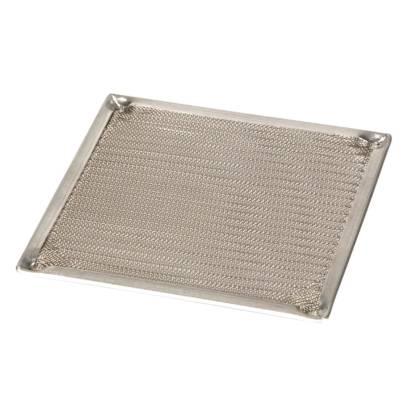 Filtergitter zum Einbau an 120 mm Einbaulüfter für Wandgehäuse ProfiPatch