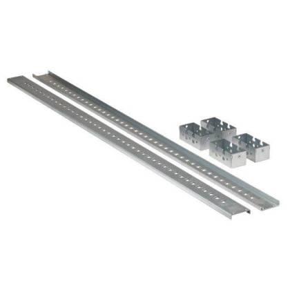"""Tiefenstrebenset 19""""-Profile für Schranktiefe 1200mm Standverteiler s01 CLASSIC"""