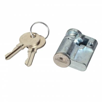 Profilhalbzylinder T3 mit 2 Schlüsseln für Netzwerkschrank Standverteiler s01