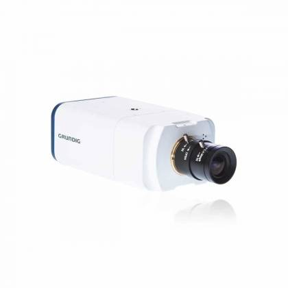 Grundig 2 MP Full HD Box IP-Camera ICR dWDR