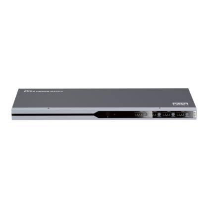 HDMI2.0 Matrix Switch 4x4 4KX2K 60Hz Techly IDATA-HDMI2-MX414