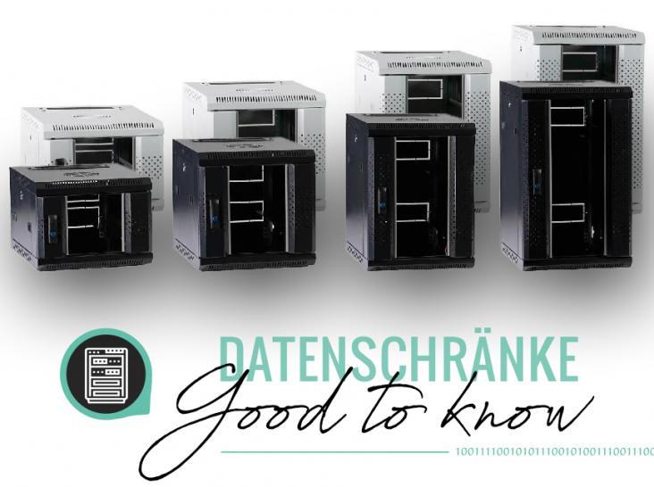 Datenschränke – Good to know