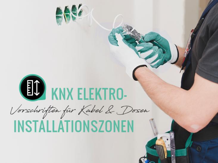 KNX Installationszonen